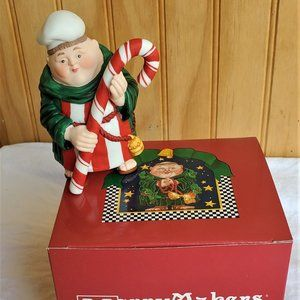 Department 56 Calvin the Candycane Striper Dept 56